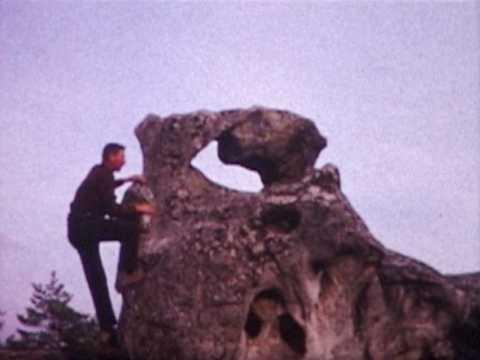 Sortie à Larchant 1962