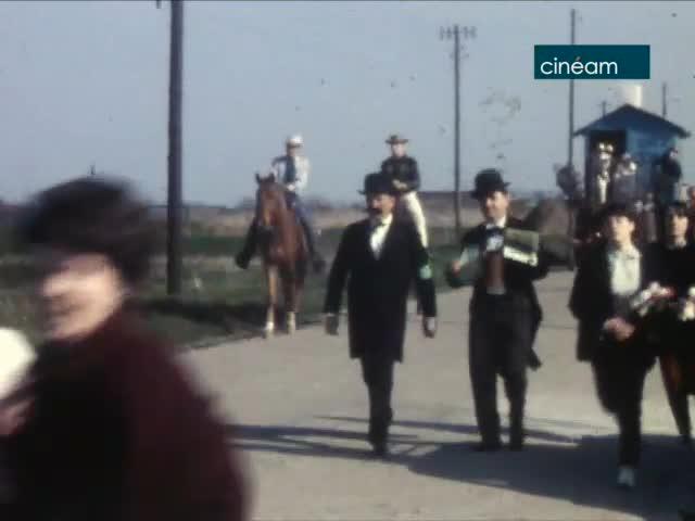 Carnaval 1966 à Chevannes