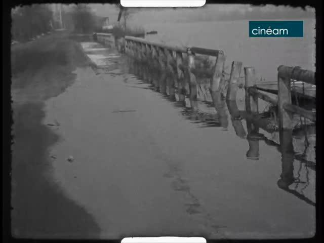Motoculteur et inondations